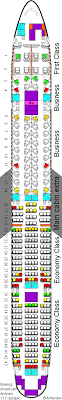 american airlines seating chart 777 300