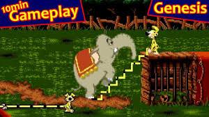 Marsupilami ... (Sega Genesis) - YouTube