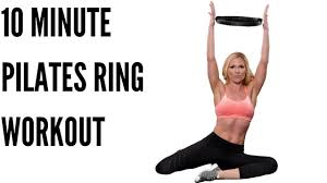 10 minute pilates ring workout ab
