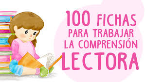 100 Fichas para trabajar la COMPRENSIÓN LECTORA: PDF gratuito
