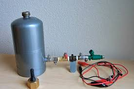 video diy fuel injector testing rig