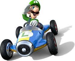 Luigi From Nintendo And The Super Mario Bros Series