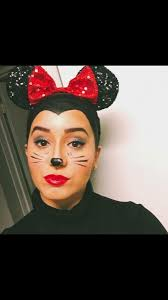 dress up as minnie mouse