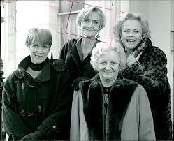 Amazon.com: Vintage photo of Actress Sheila Hancock, Wendy Craig, Sheila  Gish and Jean Boht, Brighton Belles: Entertainment Collectibles