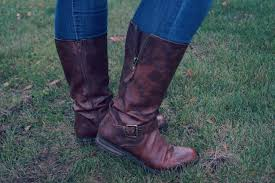 wide calves tall boots brittany