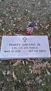 Harry Abrams Jr. (1928-2014) - Find A Grave Memorial