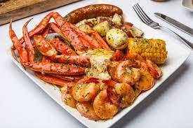 Seafood Boil Restaurant Krab Queenz ...
