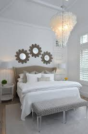 3 mirrors over bed design ideas