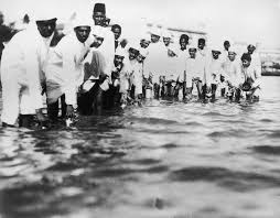 Gandhi's Salt March