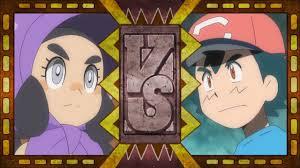 Ash vs. Hapu—The Battle Begins! | Pokémon the Series: Sun & Moon ...