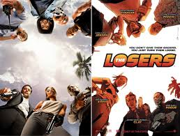 New Promo Photo for The Losers Recreates Comic Con Teaser Poster – /Film