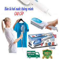 Bàn là quần áo , Bàn là hơi nước , Bàn ủi hơi nước cầm tay ,Là quần áo Tobi  cao cấp cầm tay tiện dụng , Bàn ủi đa năng dễ