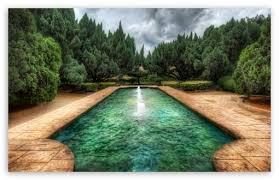 pool hdr wallpaper nature iphone