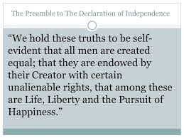 THE DECLARATION OF INDEPENDENCE AND THE CONSTITUTION SEPTEMBER 11 ...