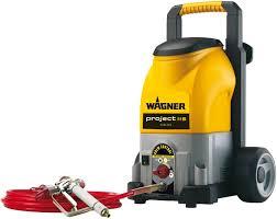 Wagner Project 115 / 0418020 Système de pulvérisation de peinture:  Amazon.fr: Bricolage