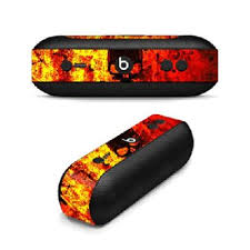 Mightyskins Bepillpl Bio Skull Skin Decal Wrap For Beats By Dr Dre Beats Pill Plus Sticker Bio Skull From Unbeatablesale At Shop Com