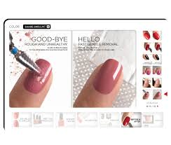 what are cnd gel nails papillon day spa