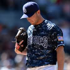 Padres place Robbie Erlin on 15-day disabled list, promote Leonel Campos -  Gaslamp Ball
