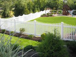 Austin Picket Fence Vinyl Picket Fence Factory Direct Fast Ship