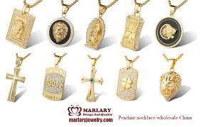 hip hop pendant necklaces manufacturers