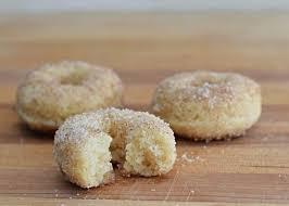 homemade cinnamon sugar donuts recipe