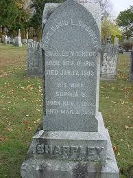 Sophia Bridgett Smith Sharpley (1814-1891) - Find A Grave Memorial