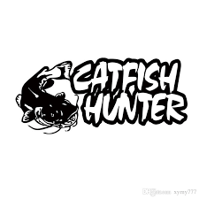 2020 New Product For Catfish Hunter Fishing Hunting Fish Truck Car Decal Vinyl Jdm Sticker Car Styling Accessories Decorate From Xymy777 0 92 Dhgate Com