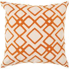 surya pillows com 015 burnt orange