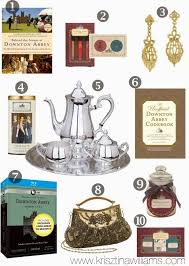 top gifts for the downton abbey fan
