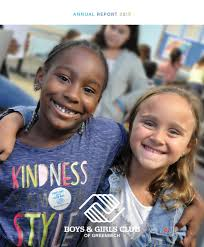 Boys & Girls Club of Greenwich 2019 Annual Report by Boys & Girls Club of  Greenwich - issuu