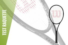Test raquette Wilson Pro Staff 97 L CounterVail - Extreme Tennis ...