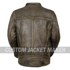 The Best Custom Jacket Maker In United States, UK, Canada & Australia