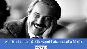Aforismi e Frasi di Giovanni Falcone sulla Mafia - YouTube