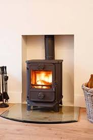 wood burning stove installation guide