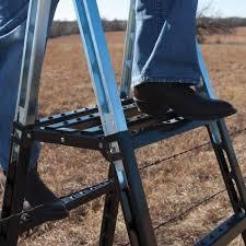 Mojack Easystep Fence Crosser Ladder 24001 The Home Depot