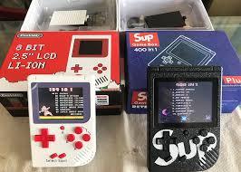 Máy chơi game 4 nút SUP G4 2018 - 400 Game tích hợp chính hãng giá rẻ