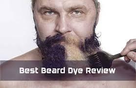 7 best beard dye review user guideline