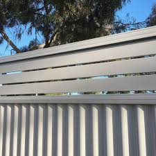 Stockade Panel Fence Extension Revolution Roofing