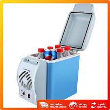 Tủ lạnh mini 🤗 Freeship 🤗 Tủ lạnh xe hơi 7.5 lít tiện dụng khi đi xa dùng  cho văn phòng nhỏ - GD0742