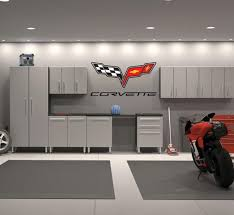 Corvette Logo Wall Decal Art Racing Car Vinyl Wall Sticker Etsy