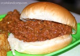 easy recipes crockpot sloppy joes