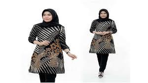 Explore @stw_ibu2 twitter profile and download videos and photos   twaku. Model Baju Batik Tunik Terbaru Tampilan Elegan Dan Modis Harapan Rakyat Online