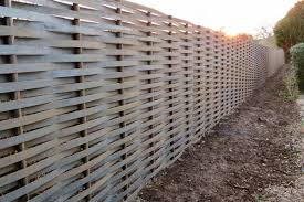 Woven Steel Fencing Portfolio Steelscapes Norfolk