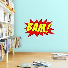Bam Comic Book Decor Comic Book Art Bam Sound Effect Etsy