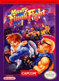 mighty final fight europe nintendo