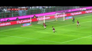 AC Milan vs Spezia highlights (3-1)