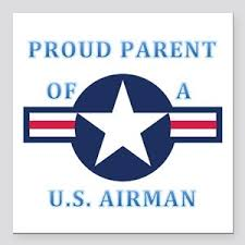 Proud Air Force Mom Car Magnets Cafepress