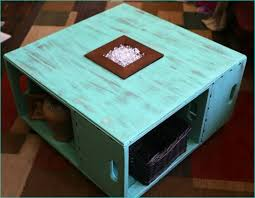41 awesome wooden crate coffee table