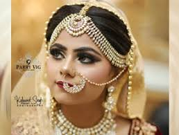 perfect makeup artist for wedding from