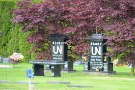 Lion statues stolen from United Nations gang members' grave site in  Chilliwack – BC Local News
